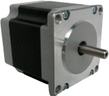 Шаговый двигатель NT57STH, 2-х фазный 1.8° NEMA 23