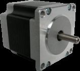 Шаговый двигатель NT57STH, 3-х фазный 1.2° NEMA 23