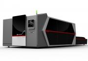 Станок для лазерної різки з ЧПУ закритого типу